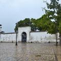 Granada, eine wilde Stadtrundfahrt -Ende im Regen-