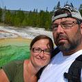 Glory-Morning-Pool, Yellowstone NP, USA