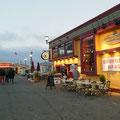 Unser Restaurant auf Fisherman´s Wharf Monterey