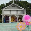 Ein Ort der Ruhe, der Farben und des Kitsches: Der Hauptfriedhof