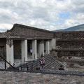 Palast des Quetzalpapalotl
