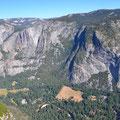 Tal, Blick vom Glacier-Point,