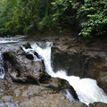Kleiner Wasserfall aber oho