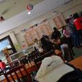 Das El Sabrozon, bei Einheimischen beliebt weil lecker und günstiges Essen und ...