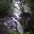 Der eigentliche Wasserfall