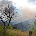 Vulkan Nindiri im NP Volcán Masaya