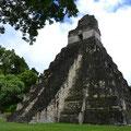 Tikal, Templo I