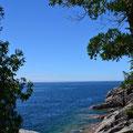Lake Superior, könnte auch ein ganzes Meer sein.