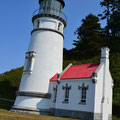 Heceta-Lighthouse, Heceta Beach