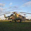 Hubschrauber Mi 24