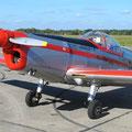 Kunstflugzeug Zlin 526