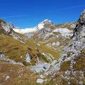 Tour von Alp Foppa Richtung Segneshütte