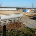 22.11.2011 12.25 Uhr - LKW in Richtung Kiesgrube Schaafheim