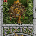 Pixies gig poster by Dig My Chili