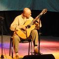 Festival Guitarras del Mundo 2012. Teatro de la Ciudad, Formosa, sábado 13 de octubre de 2012.