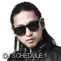 DJ Schedule One