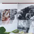 Hochzeitsfotobuch innen - Fotobuch Excellent 30,0x30,0 cm