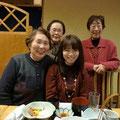 夕食会、楽しかったです~^^