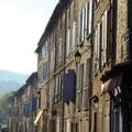La rue Jean Jaures