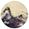 sophie Bataille - Peinture Paysage Montagne