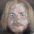 Magnus Nilsson / Öl auf Leinwand / 20 x 20 cm 2014 (verkauft)