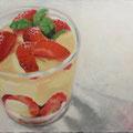 Dessert / Öl auf Leinwand / 90 x 120 cm 2014