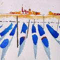 Venedig 2012 30x40