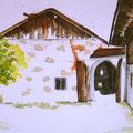 Bauernhaus 2014 36x48