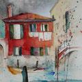 Venedig, Casa Rossa 2015 42x56