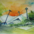 Olympiapark München 2015 36x48