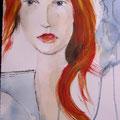Portrait, 2012 33x51