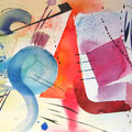 Inspiration Kandinsky 2015 36x48