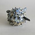 fugu 6, Steinzeug, glasiert