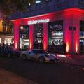Soirée de présentation des 2 Alfa Giulia au Motorvillage des Champs-Elysées Paris