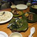夕食は、こちらも本場の郷土料理を「lantan」で頂きました。