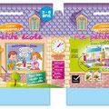 Valisette de jeux enfants : Illustration Illustrator / Edition Hatier Jeunesse • © Christophe Houlès, Illustrateur