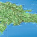 Saint-Domingue • Création carte touristique / Édition : Les Créations du Pélican • © recreacom.fr - Studio de création Christophe Houlès