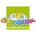 Création logo • Sibocadeaux (Lyon) • © recreacom.fr - Christophe HOULES graphiste