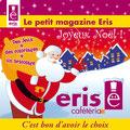 Magazine de jeux : création de jeux / Eris cafétéria / SIBO • © Christophe Houlès, illustrateur jeunesse