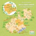 Création plan / Communauté d'agglomération Montpellier • © recreacom.fr - Christophe Houlès cartographe