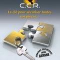 Chemise commerciale • Annonceur : CCR / Guyane • © Récréacom, Christophe Houlès graphiste