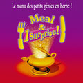Magazine de jeux : illustrations / Meal & 1 Surprise / SIBO • © Christophe Houlès, illustrateur jeunesse
