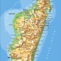 Madagascar • Création carte touristique / Édition : Les Créations du Pélican • © recreacom.fr - Studio de création Christophe Houlès