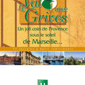 Plaquette de vente • Annonceur : Hectare / Languedoc-Roussillon • © Christophe Houlès graphiste