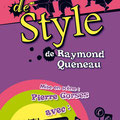 Spectacle : Illustration vectorielle / Exercices de style de Raymond Queneau • © Christophe HOULES, Illustrateur