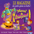 Magazine de jeux : illustrations / Meal & 1 Surprise / SIBO • © Christophe Houlès, illustrateur
