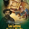 Création affiche : Les lettres de mon moulin d'après Alphonse Daudet, mise en scène de Christine Bergerac • © Récréacom