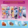 Cahier de jeux et coloriages : illustrations / SNCF / SIBO • © Christophe Houlès, illustrateur jeunesse