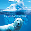 Chemise commerciale • Annonceur : Isoclim / Guyane • © Récréacom, Christophe Houlès graphiste