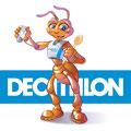 Création mascotte fourmi